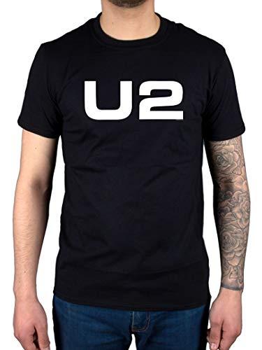 AWDIP Offiziell U2 White Logo T-Shirt