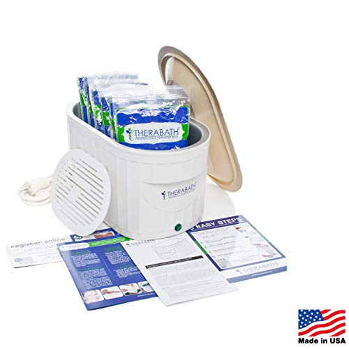 Therabath Professional Thermotherapy Paraffin Bath - Arthritis Treatment Relieves Muscle Stiffness -...