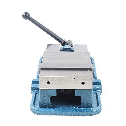 6 Zoll Precise Clamping Lock Vice Niederzug Schraubstock Drehbar Maschinenschraubstock 160mm Backenbreite Precision FräSbohrmaschine Bench Clamp Vice