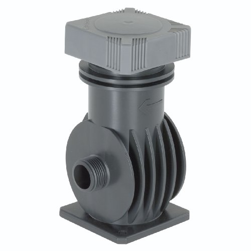 Gardena Sprinklersystem Zentralfilter: Filter geeignet für Gardena Sprinklersystem, einsetzbar mit Pumpen und anderen Bewässerungsgeräten, für ober- und unterirdische Montage (1510-20)