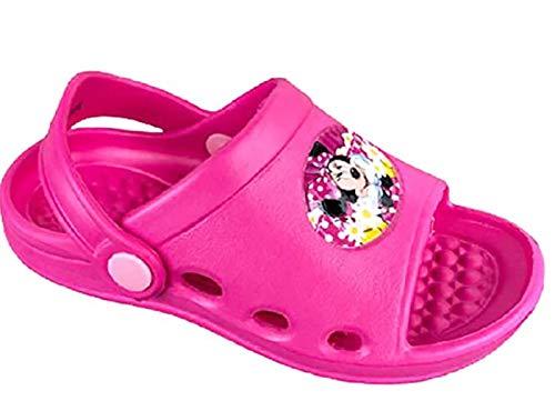 Ciabatte Minnie, sandali numeri dal 22 al 28 Estate 2021 (rosa, numeric_28_point_5)