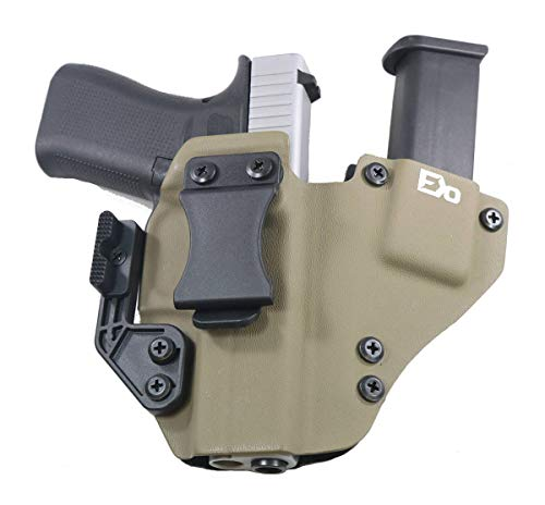 FDO Industries -Formerly Fierce Defender- IWB Kydex Holster...