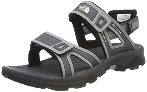The North Face M Hedgehog Sandal II, Sandalias Deportivas para Hombre, Gris (Zinc...