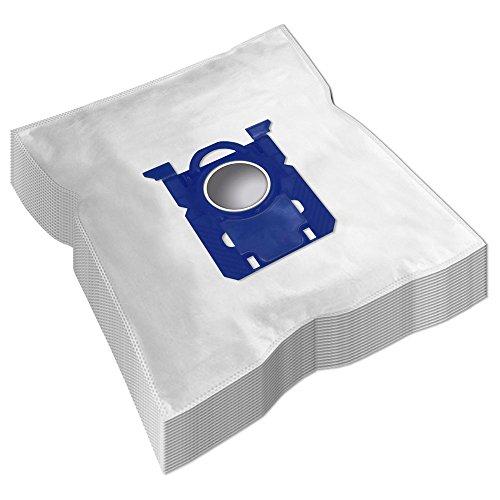 MohMus Set 20 Premium Bolsas de Aspiradora para Philips PowerLife Parquet Care 2000 Watt, FC8320/09, FC8321/09, FC8322/09, Philips FC 8322/09 PowerLife