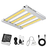 Phlizon Pro Series 2000W LED Grow Light 4x4ft Full Spectrum LED Grow Lights with 2.8 µmol/J Upgraded SMD LEDs Dimmable Plant Grow Lamp for Indoor Plants Veg and Bloom with 1152pcs LEDs