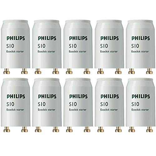 10 x Pack Philips 4w to 65w Universal Starter FSU S10
