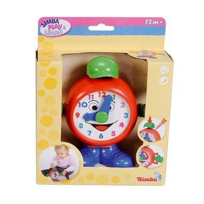 Simba 104017281 - Play & Learn - Lustige Uhr