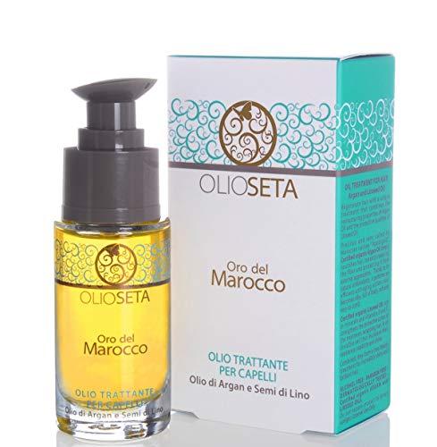 Barex Italiana Olioseta oro del Marocco Oil Treatment for Hair (1 fl.oz.)