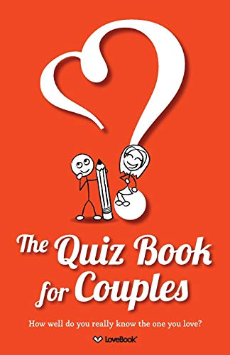 The Quiz Book for Couples
