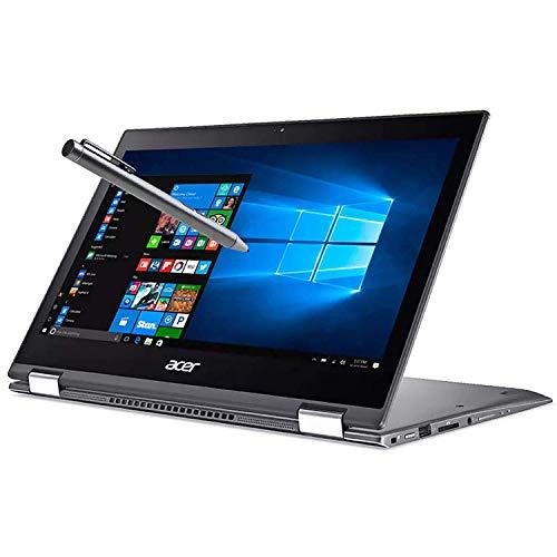 Acer Spin 5 13.3' WLED-Backlit FHD IPS Touch 2-in-1 Laptop, Intel Core i7-8550U, 8GB DDR4, 512GB SSD, Webcam, Bluetooth, USB 3.1, HDMI, Backlit Keyboard, Fingerprint Reader, Active Stylus, Windows 10