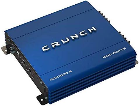 Top 10 Best crunch amplifier 4 channel