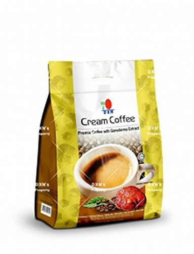 DXN Café Crema 20 x 14 g con extracto de ganoderma instantáneo