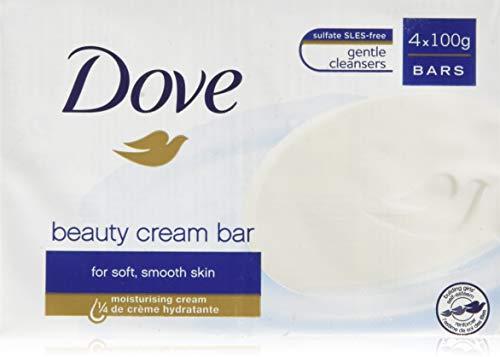 Dove Beauty Cream   Stückseife 4 x 100g