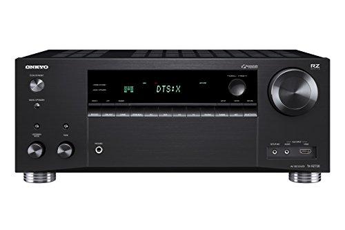 Onkyo TX-RZ720 THX-Certified 7.2-Channel 4K Network A/V Receiver
