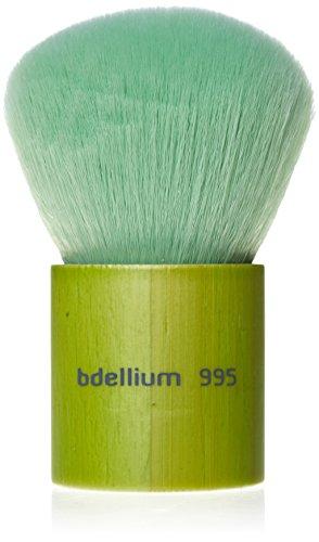 Bdellium Tools, Pennello professionale da trucco Kabuki, serie Green Bambu