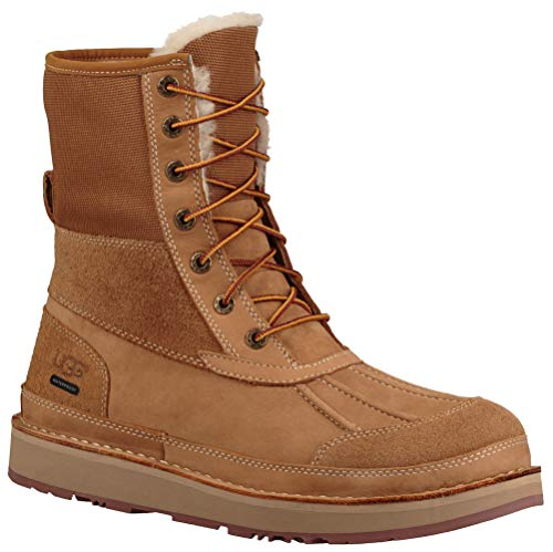 UGG Mens Avalanche Butte Boot, Chestnut, Size 12
