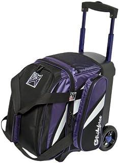 KR Strikeforce Bowling Bags Philadelphia Eagles 2 Ball Roller Bowling Bag Multi