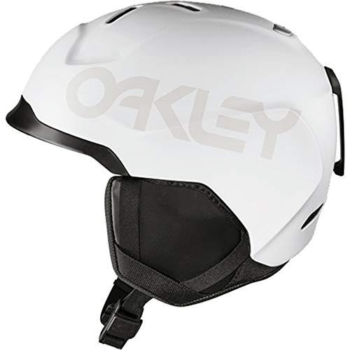 Oakley Mod3 Factory Pilot Snow Helmet, Whiteout, Small