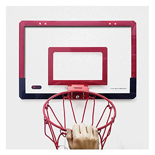 YMDA Soporte de baloncesto, altura ajustable de 1,55 a 2,1 m, soporte de baloncesto portátil, fácil de instalar y desmontar, juego de juegos familiares