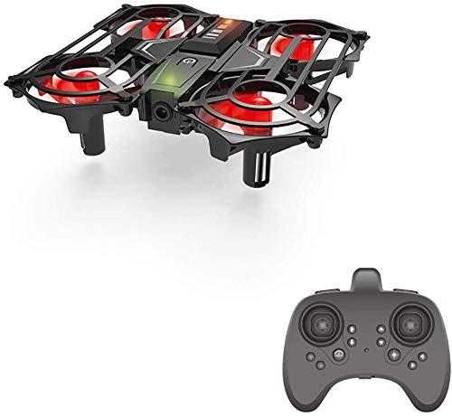 Vier meetassen drone, drone waarneembaar, voorbereid en speelgoed voor kinderen Smart Flying, het verwijderen van de knop / landing film 360
