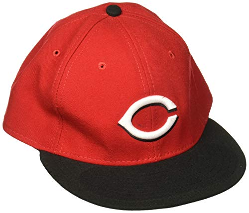 New Era - Casquette Fitted Homme Cincinnati Reds 59Fifty Authentic Collection - Taille 7