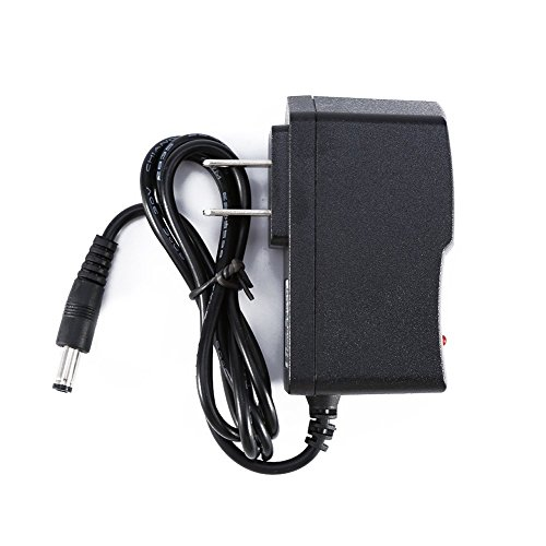 BestCH AC/DC Adapter for WAHL 9590 9590-210 9520-210 8745 PRO Series Complete Pet Clipper Kit (with Barrel Round Plug Tip. NOT 2-Prong Connector. Please Check for Compatibility with Your Unit.)