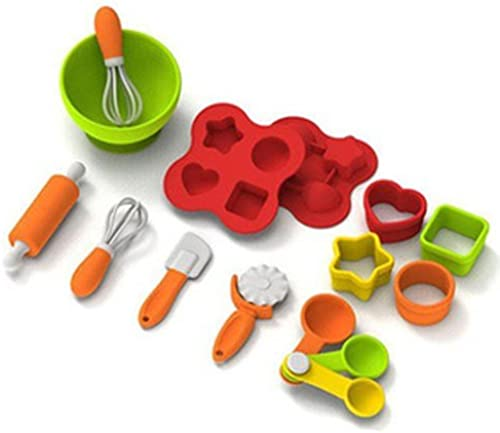 [Candies] natural silicone baking Set