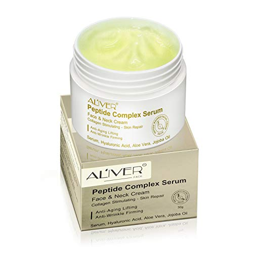 Advanced Tightening Moisturizer Cream, 2 Packs ALIVER Revitalift Extra Firming Cream for Face Contours, Neck Re-Support & Décolleté - Anti-Aging, Wrinkles, Moisturizing Reduces Signs Of Ageing(30g)
