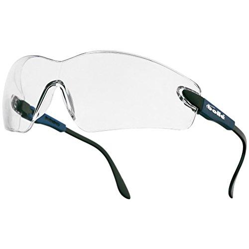 Bolle Viper II Lunettes - lentilles Clear Blue électrique Cadre