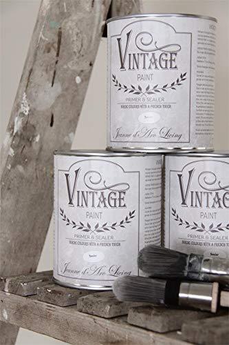 Jeanne d'Arc Living 700ml/23,6oz Primer&Sealer Vintage Paint Möbel Grundierung