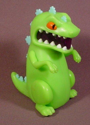 Sparking Rev-Up Reptar Toy - 1998 Burger King Rugrats Series