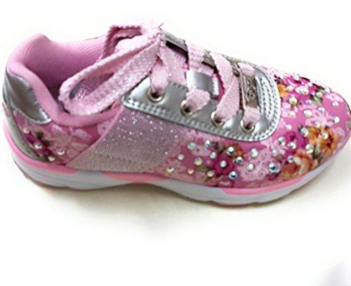 Lelli Kelly Lelli Kelly , Mädchen Gymnastikschuhe Pink Rosa 27