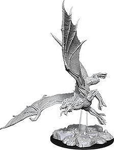 WizKids D&D Nolzurs Marvelous Unpainted Miniatures: Wave 8: Young Green Dragon