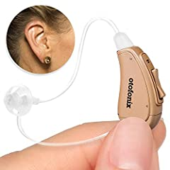 ✅ With a 35 dB Gain & 10 Levels of Superior Volume Control, our Elite Hearing Aids are Perfect for Mild to Moderate Hearing Loss ✅ 4 Different Listening Programs to Accommodate Your Hearing Needs in a Variety of Environments ✅ Advanced Noise Cancelli...