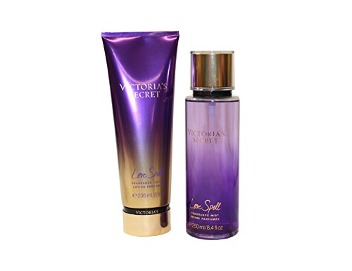 Victoria's Secret Mist and Lotion Set (Love Spell)