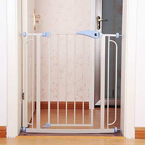 Barrière de sécurité Barrière De Sécurité De Sécurité Très Haute Safety 1st Simply Close, Idéale pour Les Enfants Et Les Animaux Domestiques/Portes/Couloirs/Escaliers Porte de Sécurité