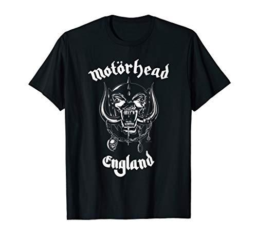 Motörhead England T Shirt T-Shirt
