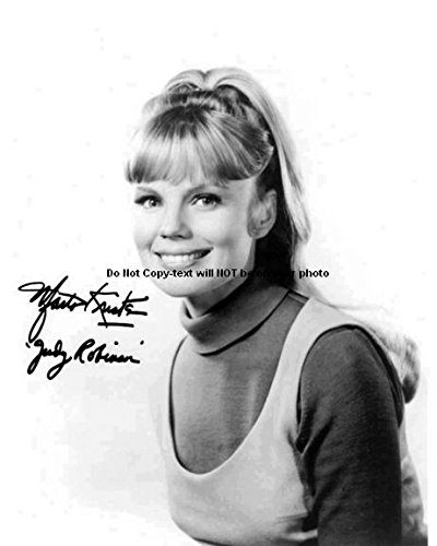Kristen Marta Lost In Space Judy Autographed Preprint Signed Photo