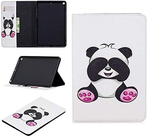 XXY Cajas De Tabletas para iPad Mini 5ª Generación 7.9 Pulgadas, Linda Panda Owl Butterfly Flower Flower Tablet Stay Stand Card Funda De Ranura Compatible con iPad Mini 5ª Generación (Color : 1)