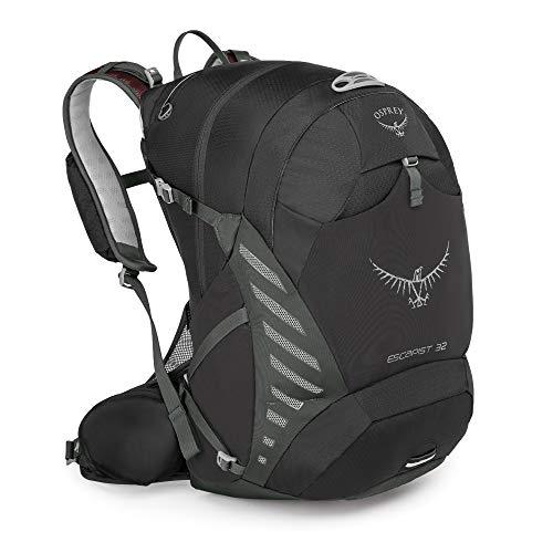 Osprey Escapist 32 Multisport-Rucksack für Männer -Sport Pack - Black (M/L)