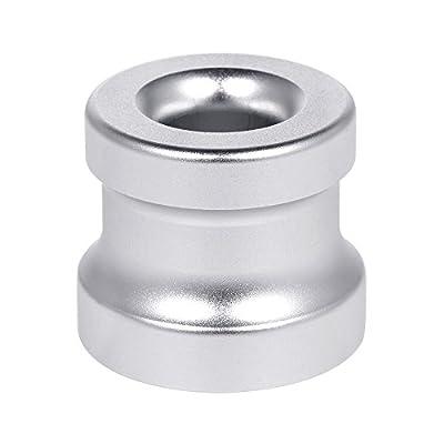 Anself 1Pc Man's Shaving Razor Stand Holder Aluminum Alloy Safety Razor Base Shaving Razor Accessory
