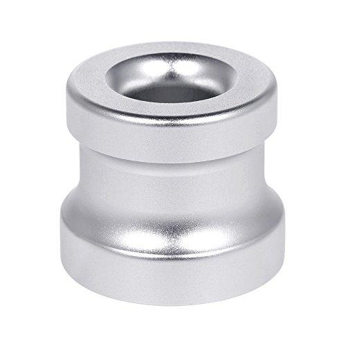 Anself 1Pc Uomo Rasatura Stand Rasoio Di Sicurezza In Lega Di Alluminio Rasoio Base Accessorio Di Rasatura
