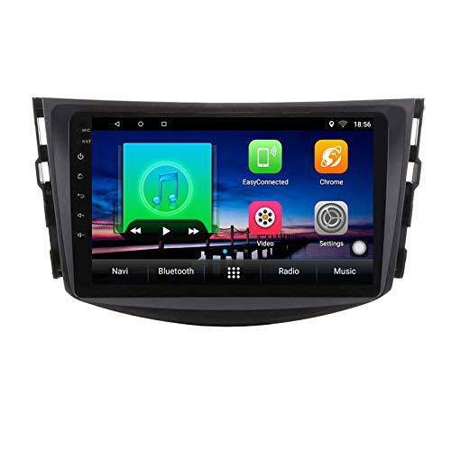 Lettore multimediale DVD per auto Android 10.0 GPS per Toyota RAV4 XA30 2004 2006 2011-2013 navigazione stereo per autoradio