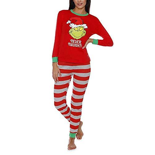Conjunto de Pijamas navideños a Juego para la Familia Ropa