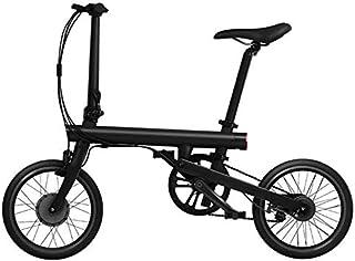 xiaomi smart electric bicycles bike portable mijia Qicycle e bike foldable pedelec ebike , Black