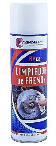 AVCAR LIMPIADOR DE FRENOS EN SPRAY 500ML