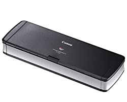 Canon imageFORMULA P-215 Scan-tini Personal Document Scanner,Canon Scanners USA,P-215,P215