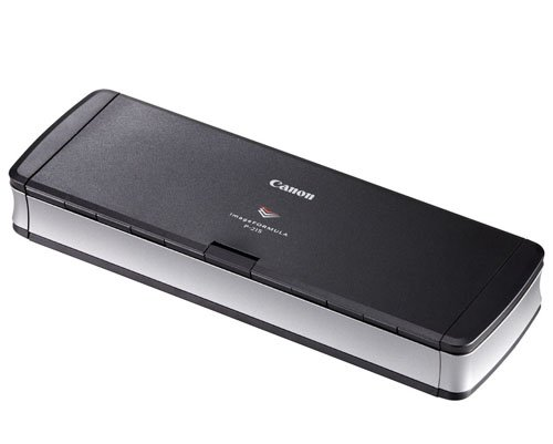 : Canon imageFORMULA P-215 Scan-tini Personal Document Scanner