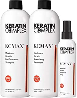 Keratin Complex KCMAX Smoothing System - 16oz