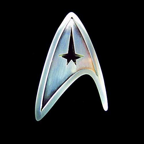 QMX Star Trek Starfleet Command Division Badge Prop Replica (Kostüm-Zubehör)